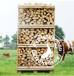 Dehaardhouthandelaar - Haardhout