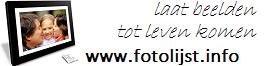 Fotolijst - Digitaal fotolijstje