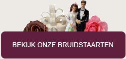 janbanket - bruidstaart bestellen